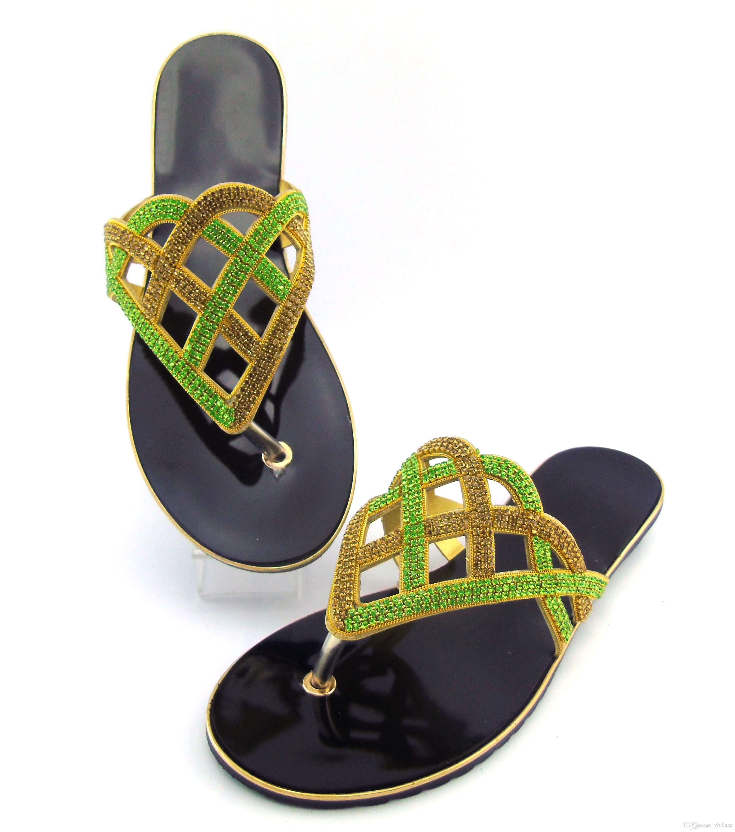 81f506dec PC17052203 High Quality African Sandals for Wedding