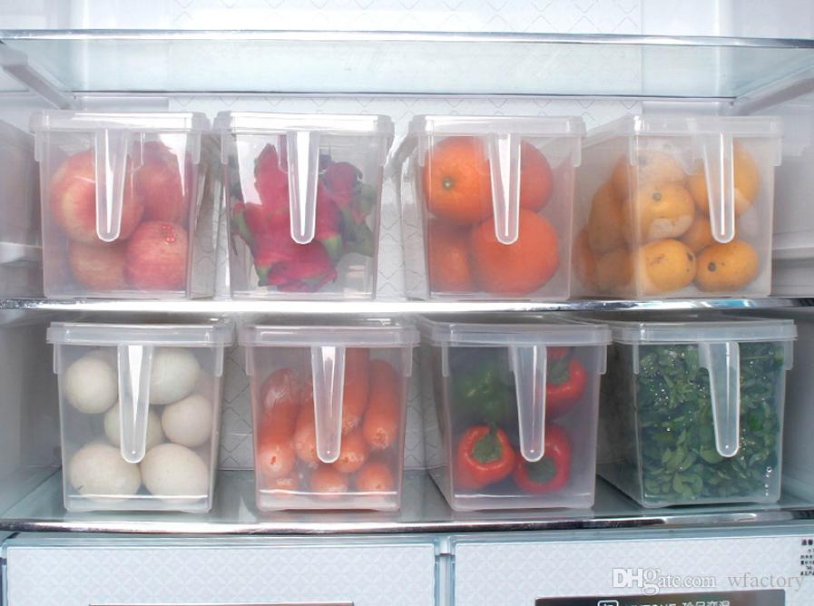 Best Sealed Food Containers Crisper Refrigerator Freshness Preservation Kitchen Sorting Food Storage Box Storage Case Container Food Savers Under $7.79 ... & Best Sealed Food Containers Crisper Refrigerator Freshness ...