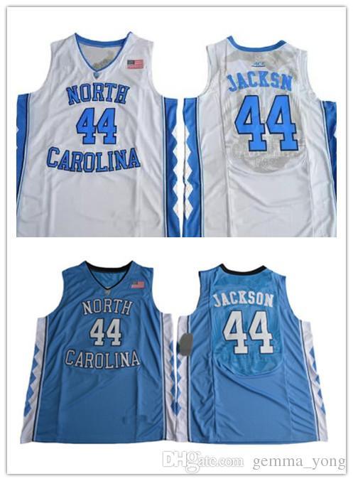 online cheap fashion north carolina tar heels 44 justin jackson jerseys blue white black 2017 new ar