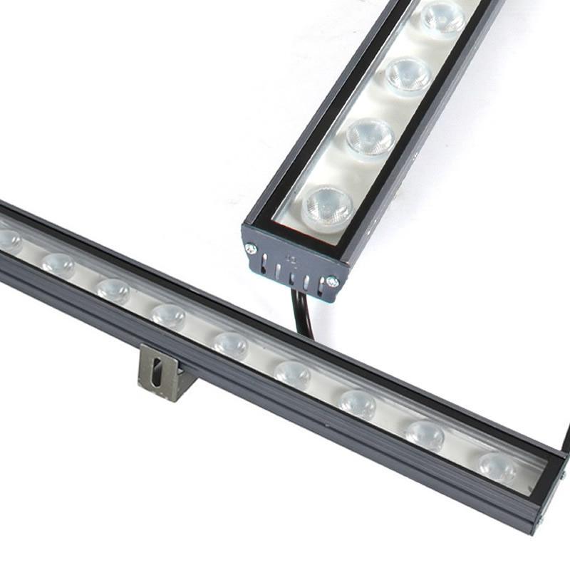 2019 Aluminum Led Linear Bar Light 18w 24w 1meter Dc24v