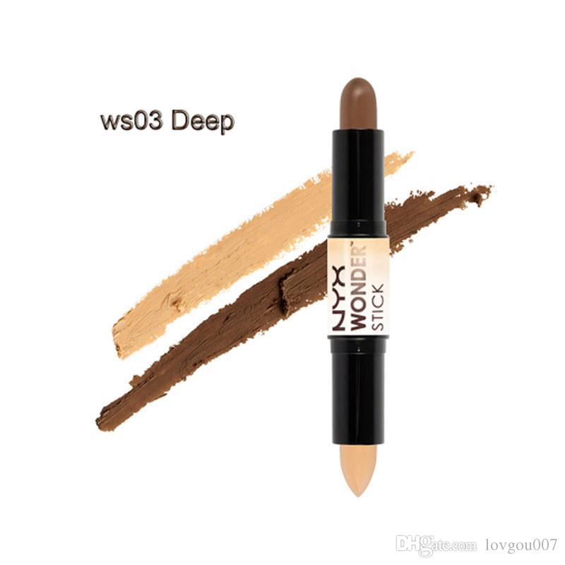 NYX kapatıcı Wonder stick vurgulamaktadır ve renk tonunu değiştirir Light / Medium / Deep / Universal Karışık toplama