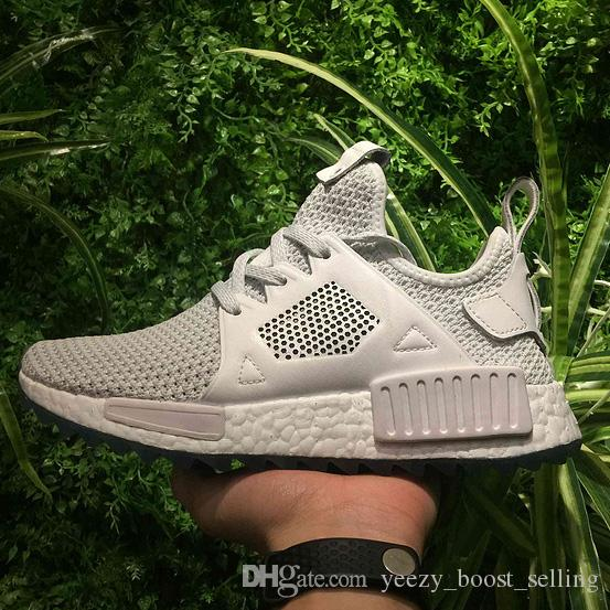 Adidas NMD R1 Tech Earth/Tech Earth/White S81881