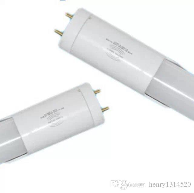 무료 배송 600 미리 메터 T8 Led 튜브 레이더 센서 알루미늄 합금 + 밀키 PC 커버 쿨 / 따뜻한 / 자연 화이트 색 온도