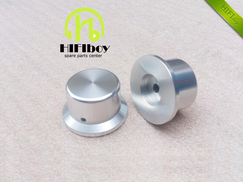 Aluminum Volume knob Diameter 44mm Height 25mm amplifier knob speaker knob0