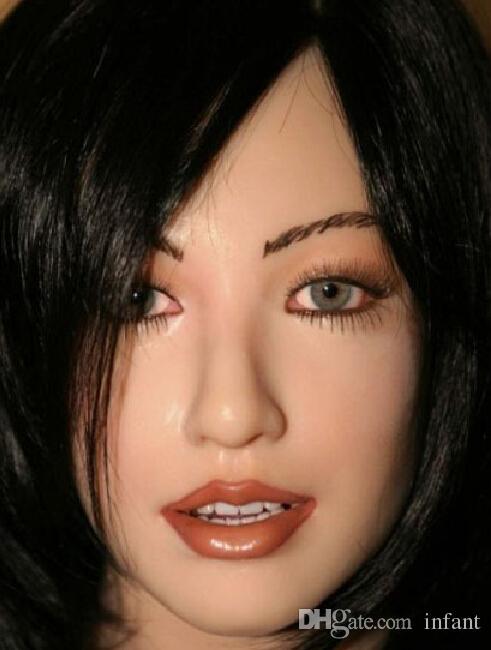 nuova bambola del sesso Giocattolo dei capelli pubico seducente della muffa semisolida del seno adulto gonfiabile realistico