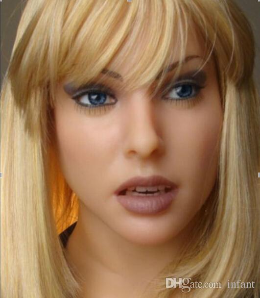 Oralsexpuppe Sex Produkte Silikon für Männer realistisch. bestes sex dolls adult solid silikon