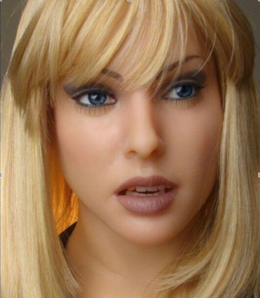 poupée de sexe machine de sexe Semi-solide Silicone poupée d'amour / poupées d'amour gonflables du Japon, des jouets sexuels pour les hommes, se sentir comme une vierge