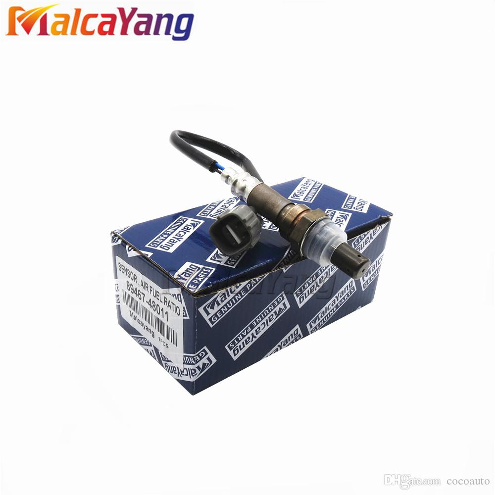 Air fuel ratio sensor oxygen sensor for toyota highlander base 3 0l v6 gas 89467 48011 8946748011 car body parts for sale car engine parts from cocoauto