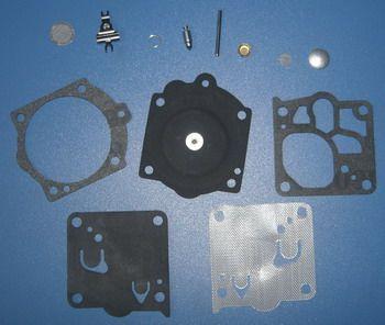 Kit de réparation de membrane 2 X Carb pour Husqvarna K1250 K1260 3120K Scie à béton carburateur reconstruire joint aiguille ressort de générateur
