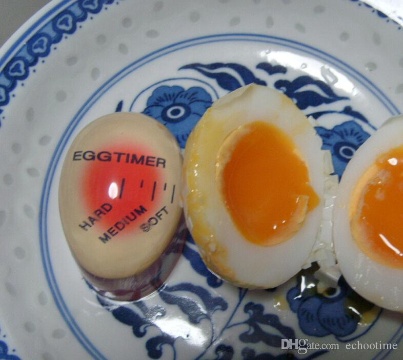 Egg Perfect Color Changing Timer Yummy Soft Hard Boiled Eggs Cooking Kitchen with DHL