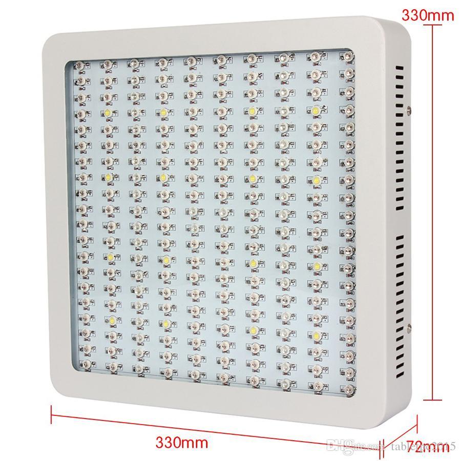 LED는 빛 AC85-265V 전체 스펙트럼 1,600w 1,800w 2,000w 실내 수경 식물 성장 빛 우수한 수익률 높은 품질의 꽃을 성장