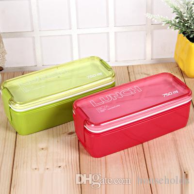 New Design 750ml Collapsible Portable Food Storage Container