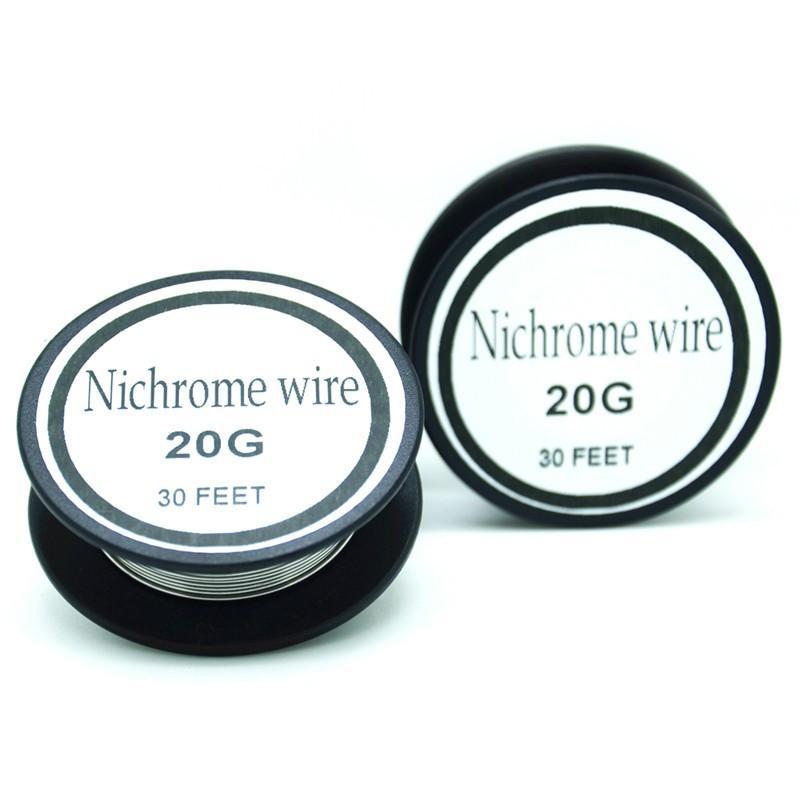Nichrome Wire 20 Gauge 25 Ft 0.8mm Resistance Resistor Awg Enamelled ...