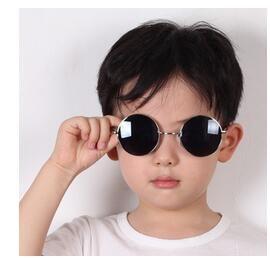 347cb0d4b985 Kids Boys And Girls Fashion Sunglasses SunShades Round Frame Trendy Girls  Designer Children Teens Frame Beach Travel Eyewear Sungalsses Prescription  ...