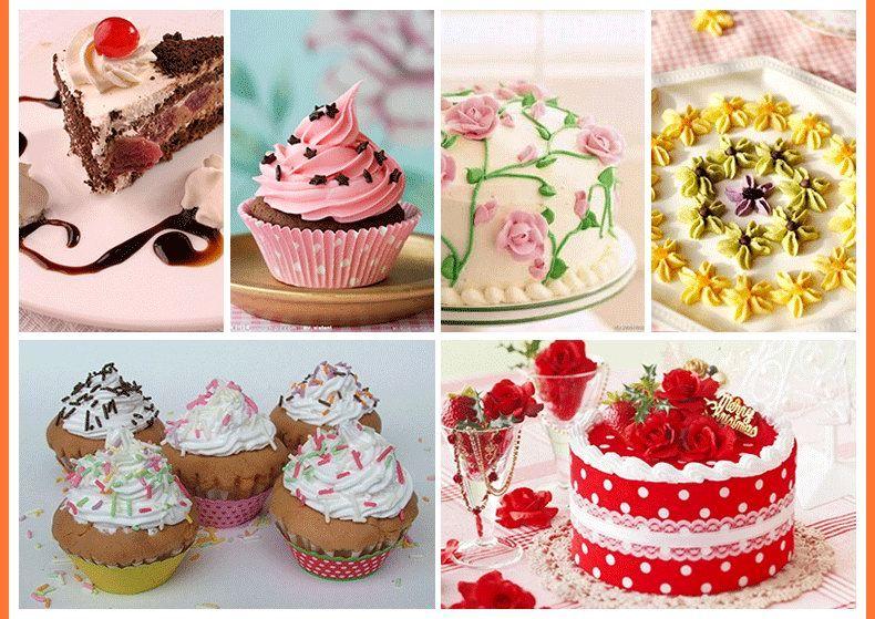 embout de tuyauterie gicleur conseils ensemble de décoration de gâteau de cuisson outil de décoration de gâteau