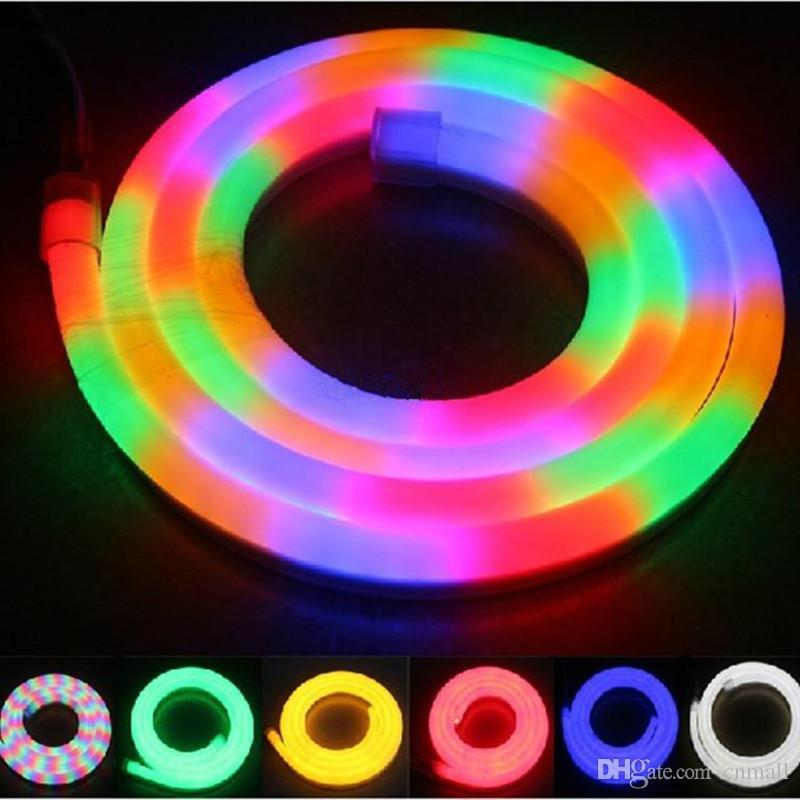 2018 new arrival led neon sign flex rope light pvc led light strips 2018 new arrival led neon sign flex rope light pvc led light strips indooroutdoor led flex tube disco bar pub christmas party decoration from cnmall aloadofball Choice Image