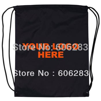 Wholesale Custom Drawstring Bag Logo Printing By Own Style Cheap ...