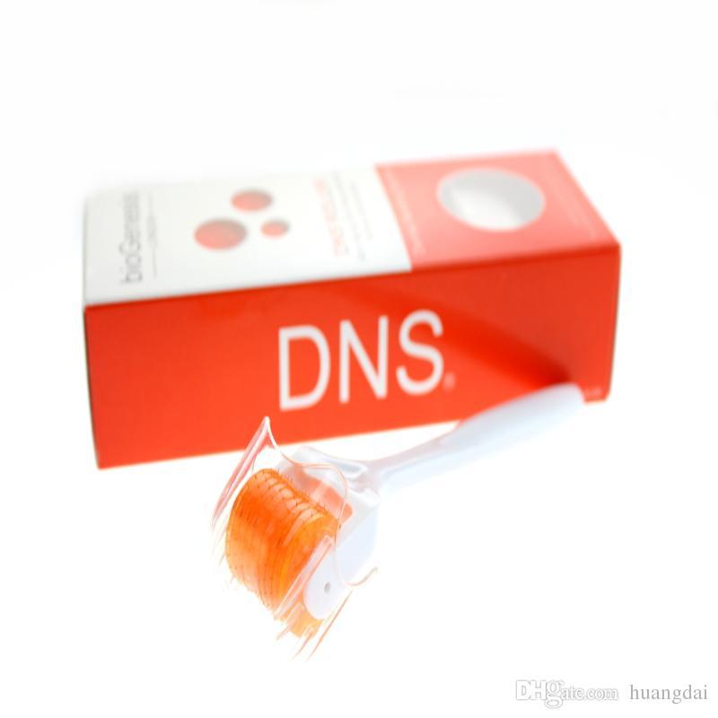 DNS 200 عملية التوليد البيولوجي الدقيقة إبرة ديرما الرول العلاج غير القابل للصدأ نظام ديرما المتداول DNS