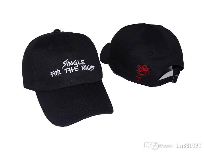 2017 NEW Single For The Night Dad Hat Almost Famous Kanye West Heart Break  Album SNAPBACK Cap Real Friends 6 Panel Drake Hat Bone Gorras 47 Brand Hats  ... 126c9042bdb