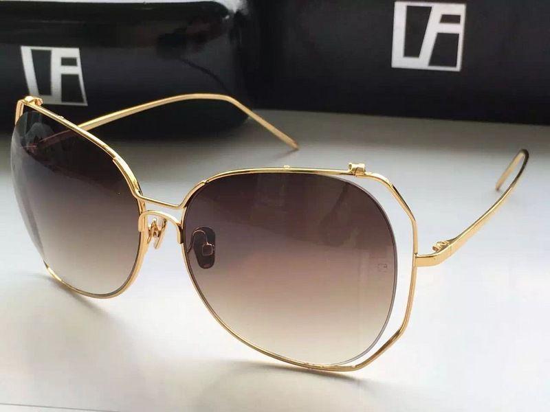 Farrow Linda New Box Menwoman Fashion Sun 2017 Eyewear Brand Glasses Sunglasses With Numb19 Hot Y6I7gfyvb