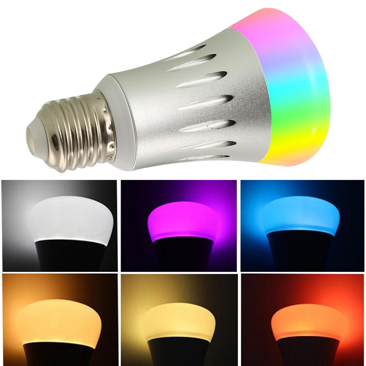 50 Packs Multi Color Changing Dimmable Wifi LED Smart Lights
