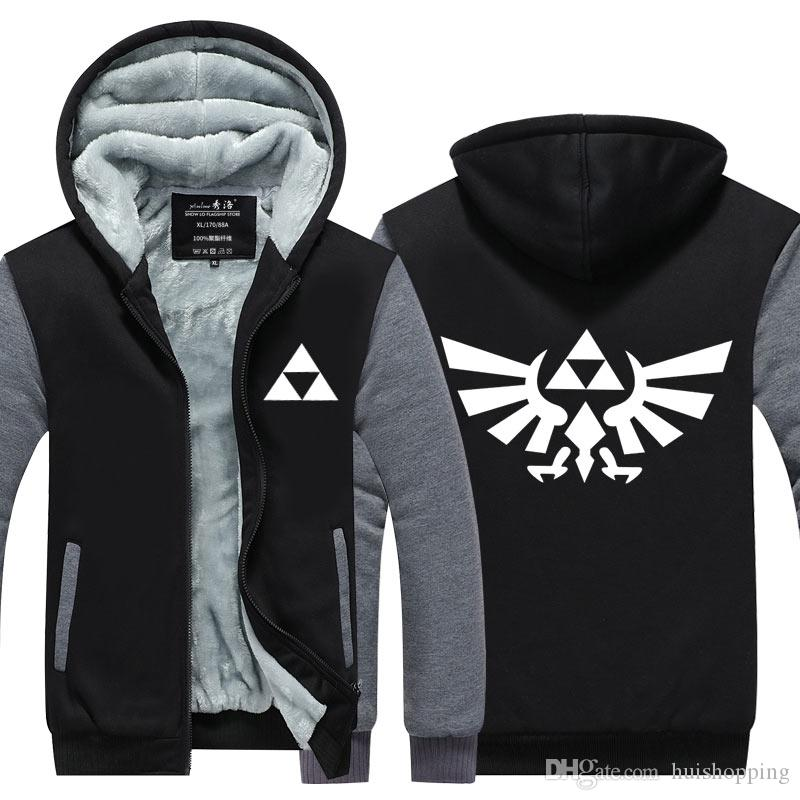 High Quality The Legend Of Zelda Link Men Thicken Hoodie Women Anime Zipper Coat Jacket Sweatshirt Cosplay Costume Plus Size From China Menu0027s Hoodies ...  sc 1 st  DHgate.com & High Quality The Legend Of Zelda Link Men Thicken Hoodie Women Anime ...