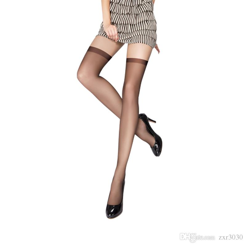 Your place Thigh high tights nudes