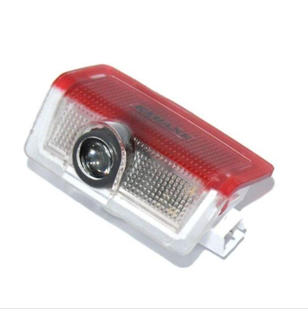 LED voiture logo lumière porte bienvenue lumière Ghost Shadow Projecteur Lumière pour Mercedes Benz E B C Classe ML w212 w166 w176
