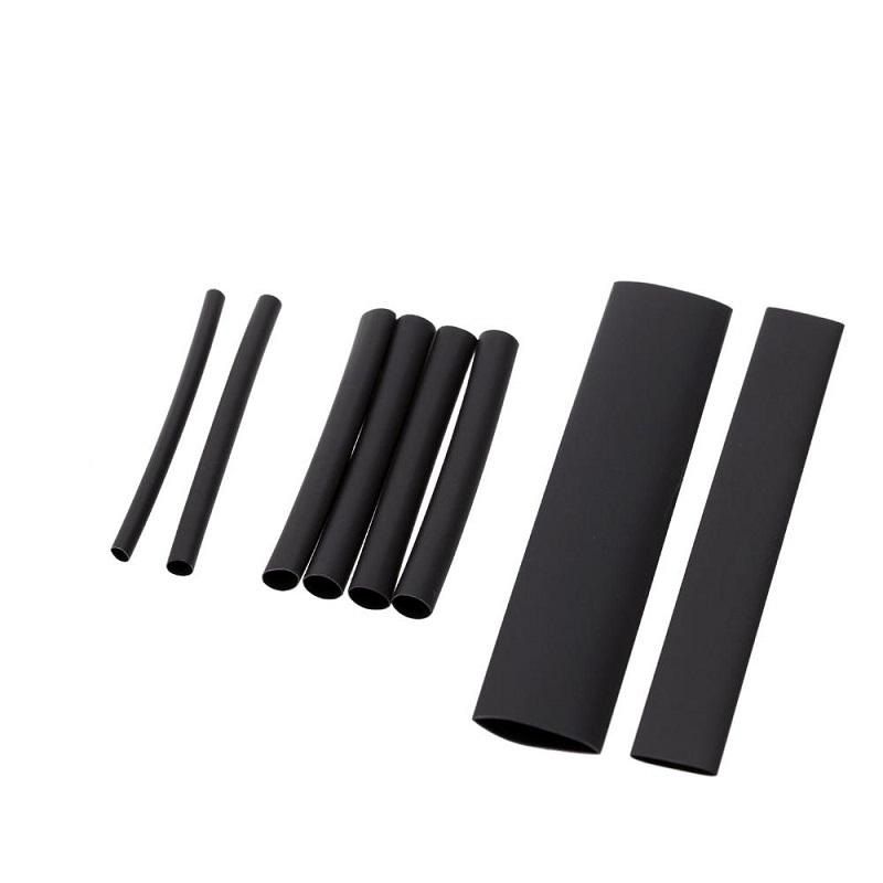 8 Sizes 1.0-13.0mm Assortment Heat Shrinkable Tube Shrink Tubing Sleeving Wrap Wire Cable Kit