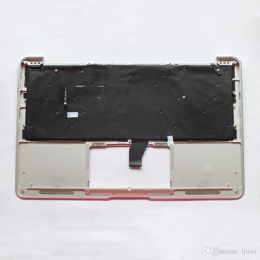 "New For Macbook Air 11.6"" A1465 2012 MD223LL/A MD224LL/A Top Case Topcase Palmrest with US keyboard"
