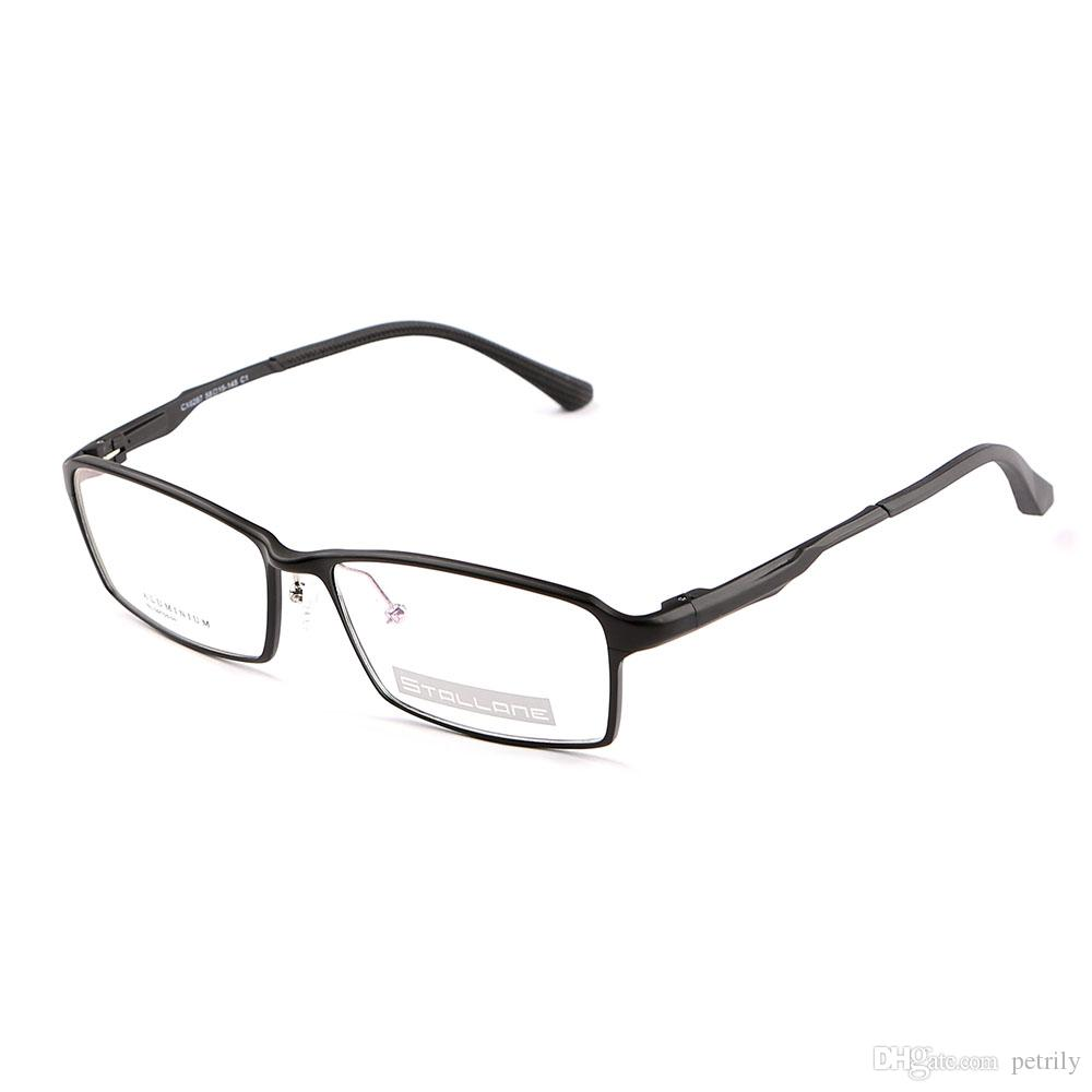 Stallane Brand New Fashion Black Optical Myopia Glasses Frame ...