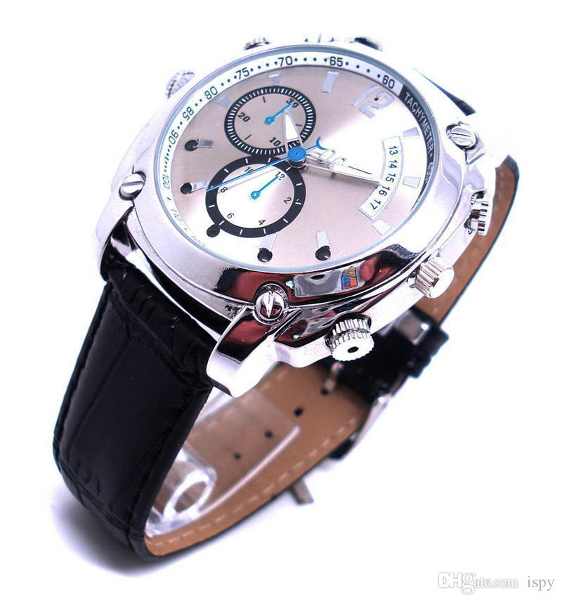8GB HD 1080P Mini Camera Watch Wearable Body DV Portable Camcorder Mini Security DVR Night Vision Video&Voice Recorder Hot Sales