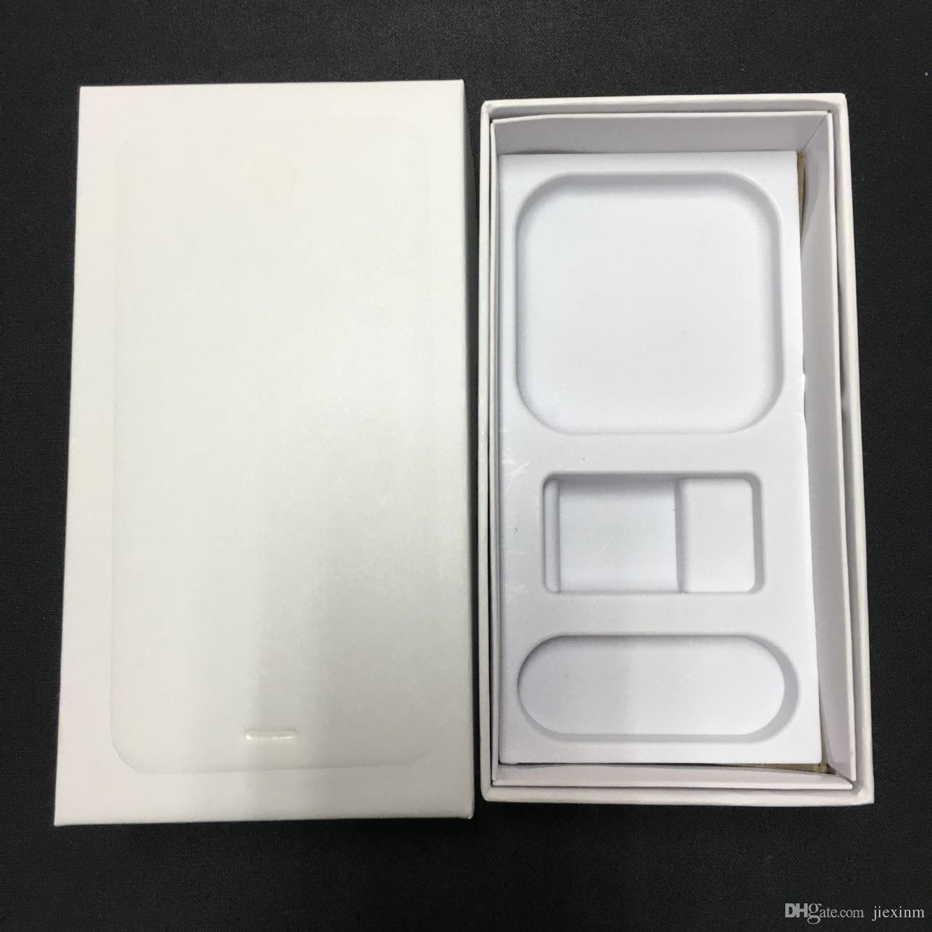 Wholesale Factory Direct Cell Phone Box Empty Boxes Retail Box for Iphone 5 6 6s 6s plus 7 7s plus with Full Accessories US plug