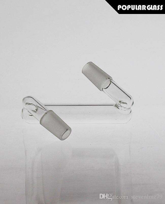Saml N Style Adapter Adattatore Narghilè Glass Bong Bova da fumo Tubo Pan Italia Adattatori Maschio / femmina Giunto 14.4mm / 18.8mm PG5073
