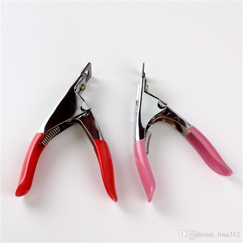 New Fashion Clipper Fake Nail Clipper Nail Cutter Stainless Steel ...