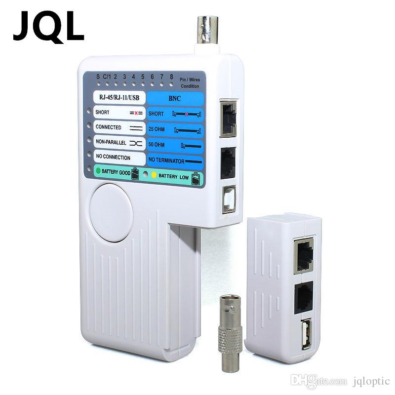 Stupendous Multifunction New Remote Cable Tester Rj11 Rj45 Usb Bnc Lan Network Wiring Digital Resources Indicompassionincorg