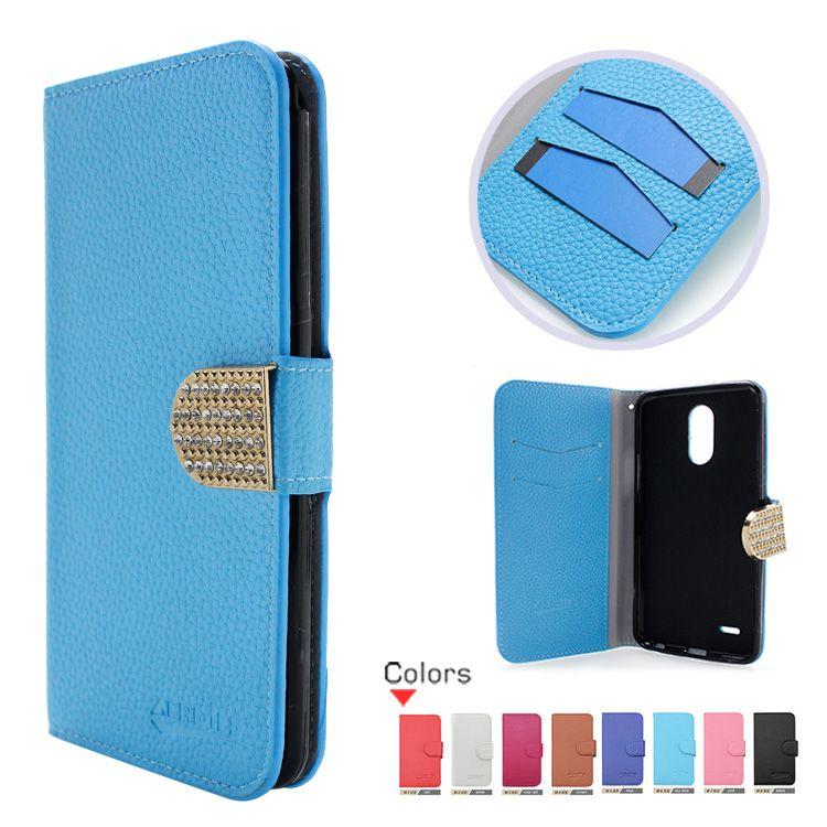 new concept 6c673 9d96d For LG Stylo 3 plus ZTE AXON 7 Avid trio Z831 Zmax Pro Z981 Luxury Leather  Flip Wallet Phone Case Cover Protective Wallet
