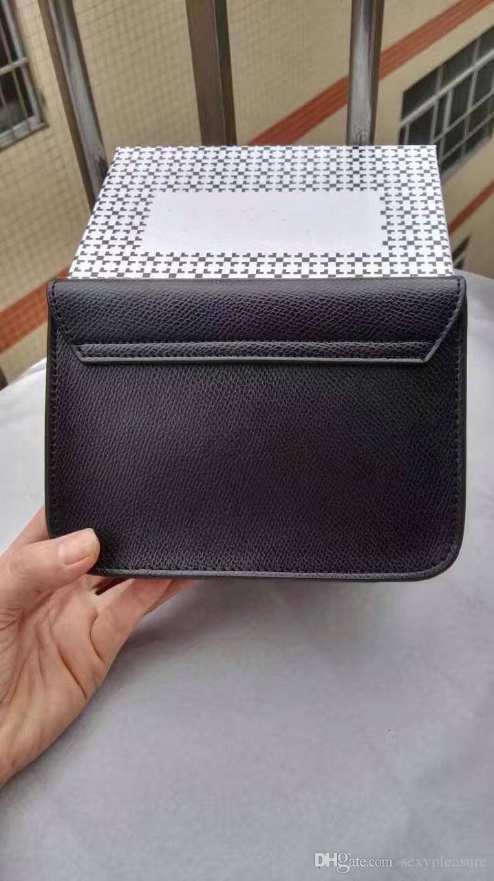 2017 Venta Caliente bolso de las mujeres Mini Metropolis Bolsa Señoras de Cuero de Las Mujeres Bolsos de Mensajero Bolsos de Las Mujeres Famosas Marcas Bolsos Crossbody Pequeños