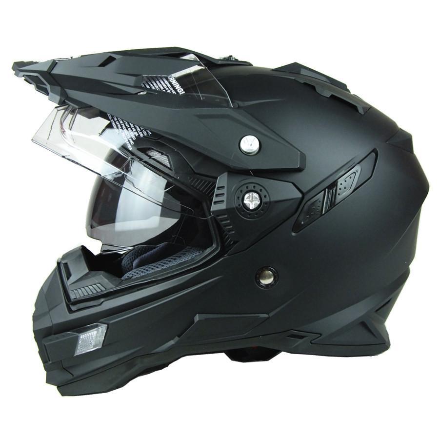 Genoeg Wholesale THH Mens Motorcycle Helmet Motorbike Helmet Motocross @XU42