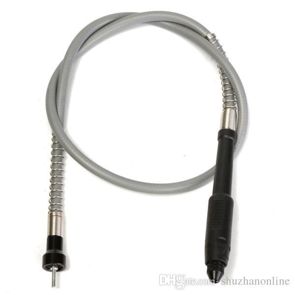 Eje flexible de cable de extensión con mandril sin llave M8 para herramienta Dremel Grinder