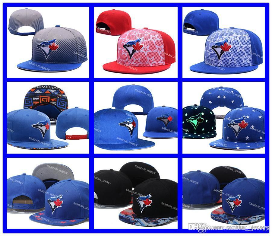 d81438910fce2b ... wholesale toronto blue jays snapback hats embroidery logo mens sports  adjustable baseball caps hip hop flat