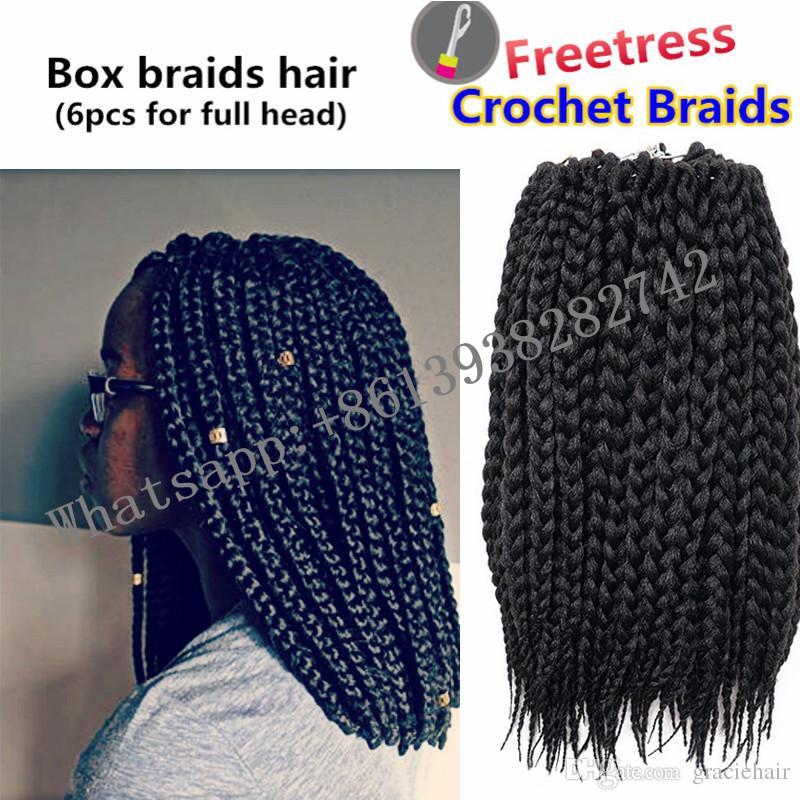 Best quality 14inch box braids hair extension havana braids hair 11 pmusecretfo Images