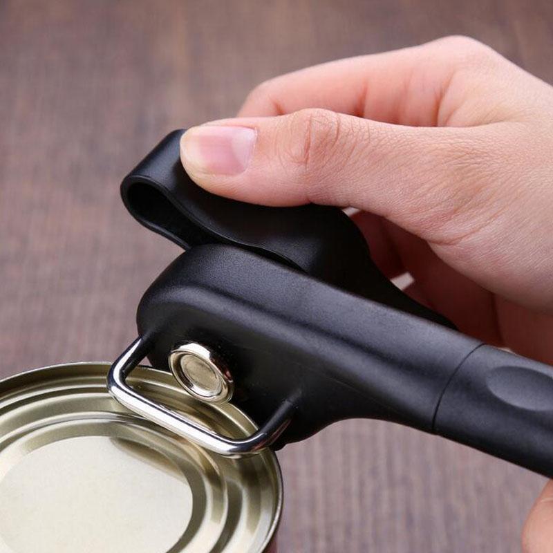 nuovo Kitchen Cans Opener Professional Ergonomico Manuale Apriscatole Side Cut Manuale Apriscatole spedizione gratuita