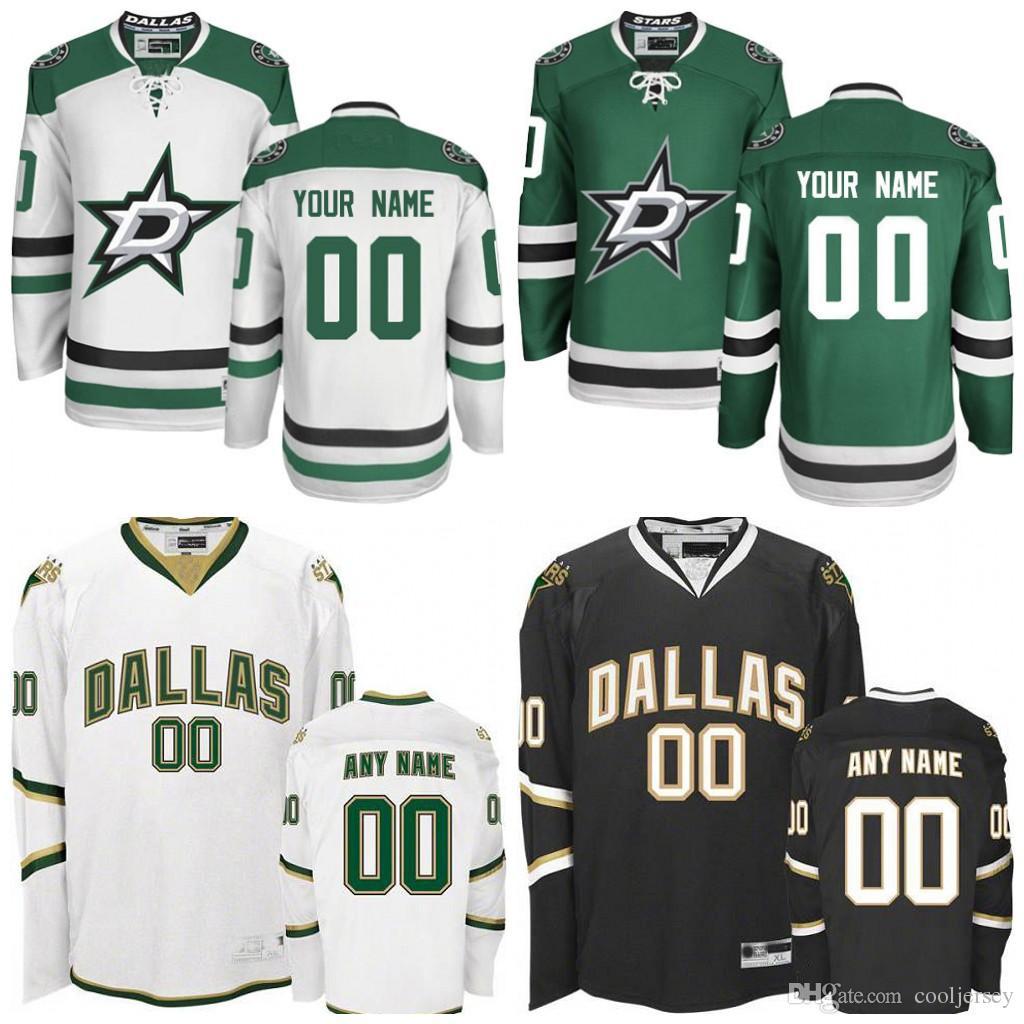 Cheap Hockey Jerseys Dallas Stars Custom Men S Women Dallas Stars Jersey  Any Name Any Number c88cade8c