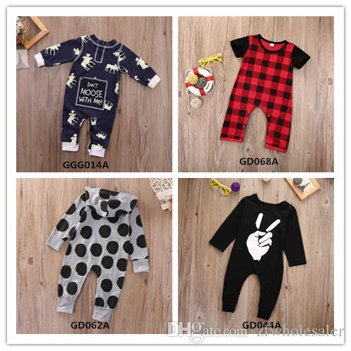 45235df088d6 2019 Baby Romper Boys Clothing Kid Clothes Long Sleeve Onesies Toddler  Outfit Legging Warmer Fall Boys Boutique Jumpsuit 4 Style Option From  Zfwholesaler
