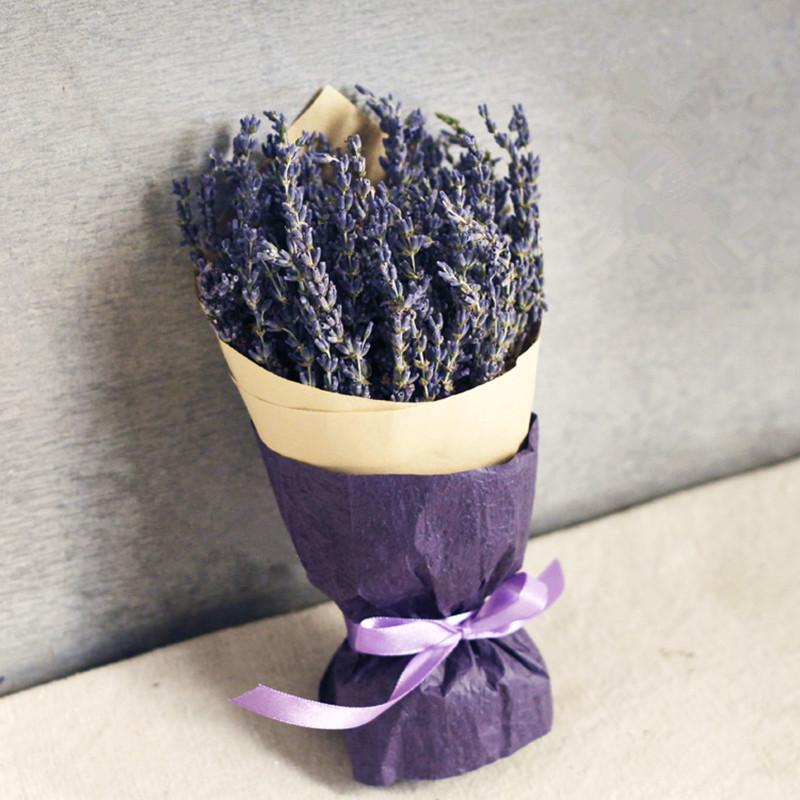 2018 Wholesale Long Ear Uk Blue Lavender Natural Dried Flowers ...