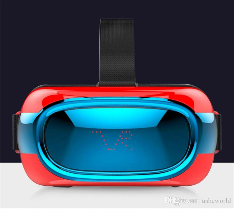 All in one Virtual Reality 3D VR Glass VR BOX no need Phone VR Headset 3D Game Movie with android5.1