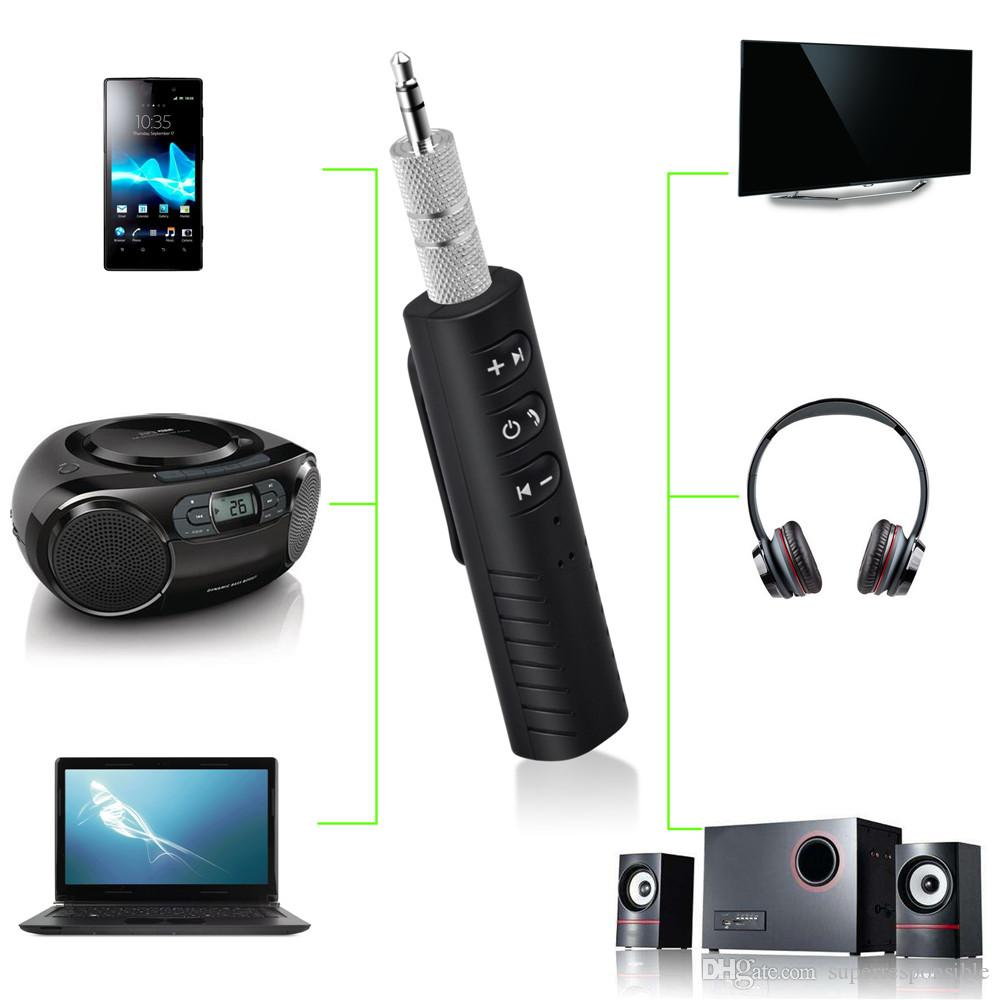 car bluetooth receiver adapter wireless aux receiver. Black Bedroom Furniture Sets. Home Design Ideas