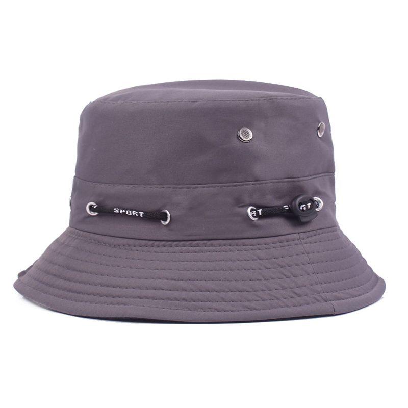 835e06b82f1 Unisex Cotton Basic Plain Multi Colors Bucket Hat Boonie Hunting ...