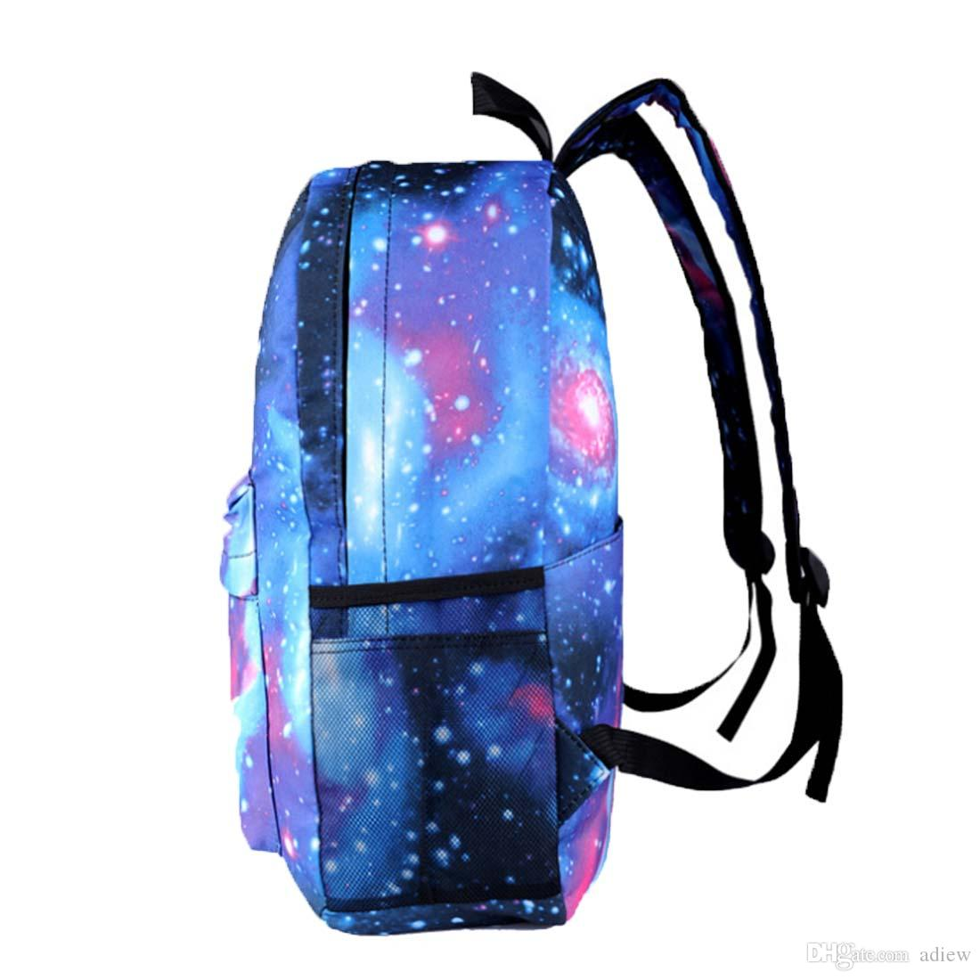 School Backpack for Girls Flowers Pattern Backpacks for Middle School Cute Bookbag for School